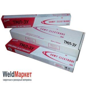 Электроды для сварки теплоустойчивых сталей ТМЛ-3У Сумы-Электрод