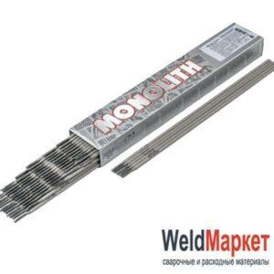 Электроды для сварки теплоустойчивых сталей ТМУ-21У Монолит