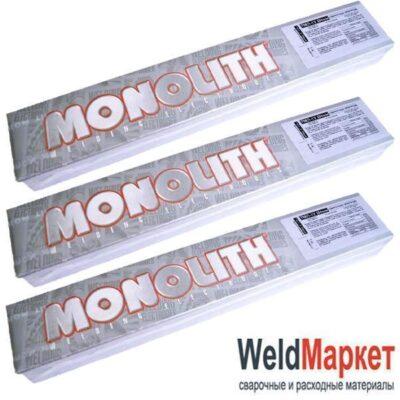 Электроды для сварки теплоустойчивых сталей ТМЛ-1У Монолит