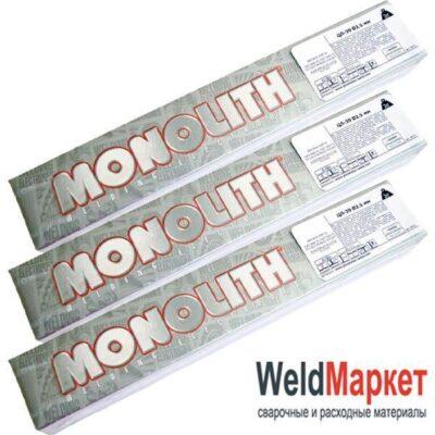 Электроды для сварки теплоустойчивых сталей ЦЛ-39 Монолит