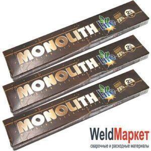 Электроды Монолит 2 мм пачка 1кг