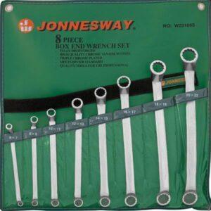 Набор накидных ключей 6-22 JONNESWAY W23108S