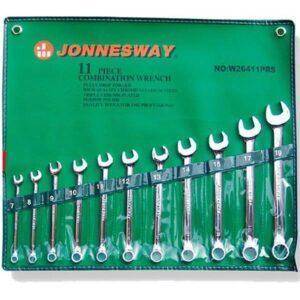 Набор ключей комбинированных W26411SA