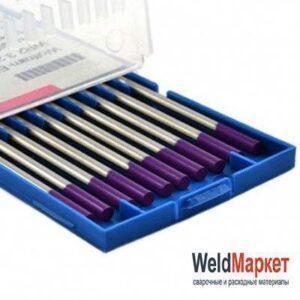 Электроды вольфрам E3 d-1,6мм L-175мм