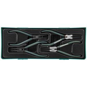 набор щипцов для стопорных колец Jonnesway AG010002SP