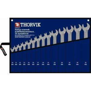 набор комбинированных ключей THORVIK CWS0014