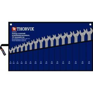 набор комбинированных ключей THORVIK CWS0016