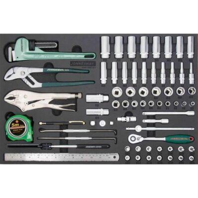 набор инструментов Jonnesway S04H3567SV