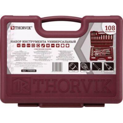 универсальный набор инструмента Thorvik UTS0108