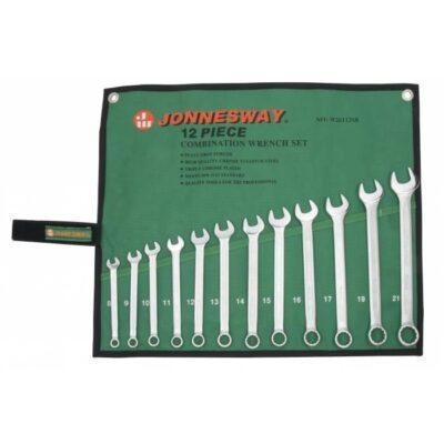 набор комбинированных ключей Jonnesway W26112SB