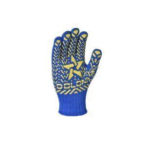перчатки трикотажные Звезда Долони арт.587